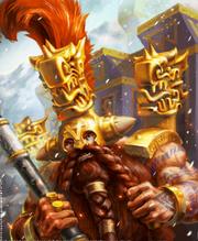 Bael-Grimnir, Runefather of the Vostarg Lodge