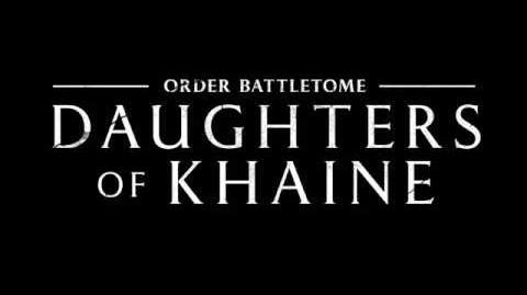 Daughters of Khaine Reveal Trailer