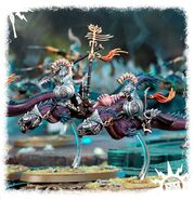 Akhelian Morrsarr Guard miniatures 03