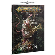 Chaos Battletome Skaven cover