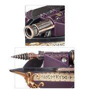 Grundstok Gunhauler weapon options