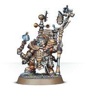 Aetheric Navigator Kharadron miniature