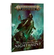 Battletome Nighthaunt cover
