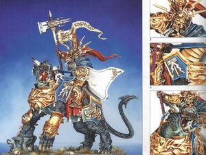 Vandus Hammerhand Stormcast Eternals Miniature