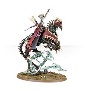 Neferata Mortarch of Blood Deathlords Miniature