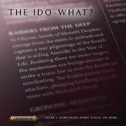 The Ido-what