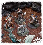 Castigators and Gryph Hound miniatures 02