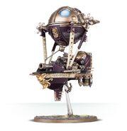 Grundstok Gunhauler Kharadron miniature