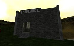 Police Exterior