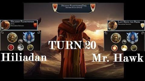 T20 - AoW3 2017 PBEM Duel Tourney - Round 5 Hiliadan vs Mr. Hawk (commented)