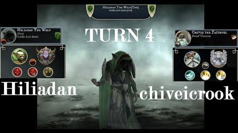 T4 - AoW3 2017 PBEM Duel Tourney - Round 3 Hiliadan vs chiveicrook (commented)