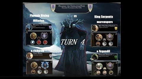 AoW3 2016 PBEM 2vs2 Tournament - Round 2 - Phoenix Rising vs King Serpents - turn 4 (commented)