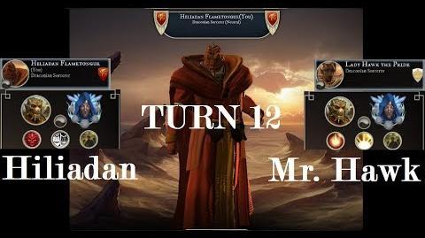 T12 - AoW3 2017 PBEM Duel Tourney - Round 5 Hiliadan vs Mr. Hawk (commented)