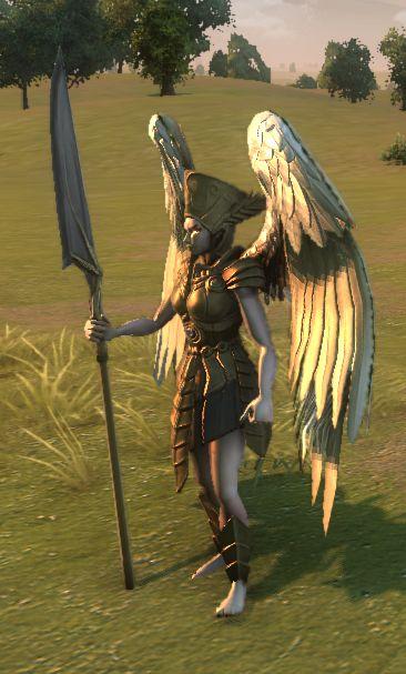 Arch Angel Model