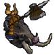 Dwarf Boar Rider