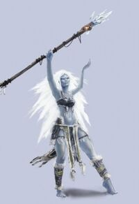 FR Frost Witch