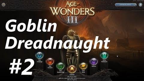 Age of Wonders 3 E02 Goblin Dreadnaught Gameplay