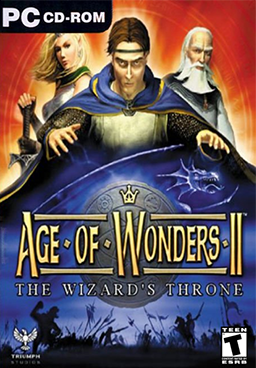 File:Age of Wonders II - The Wizard's Throne Coverart.png