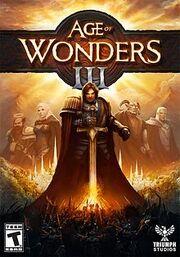 Age of Wonders III Cover Art