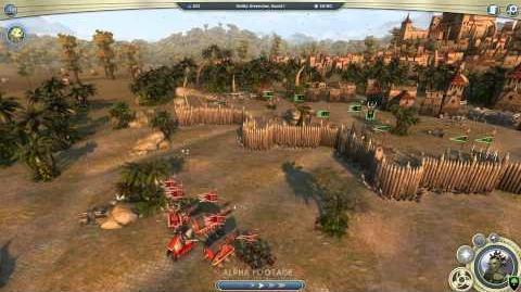 Age of Wonders III Dreadnought Gameplay (Gamescom 2013)