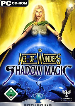 Age of Wonders - Shadow Magic Coverart