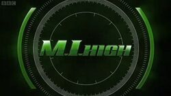 M.I High Series 6 Tiltle Card