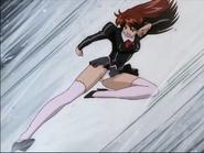 Naomi's drop kick