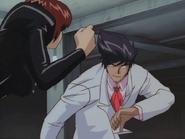 Ayumi attacks Gusto 1