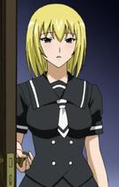 Blonde Recruit