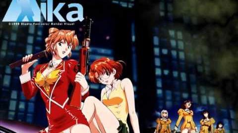 Agent Aika-Manatsu no Seiza ''OPENING''