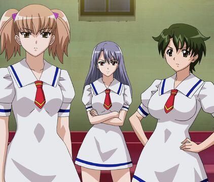 Monogatari anime order