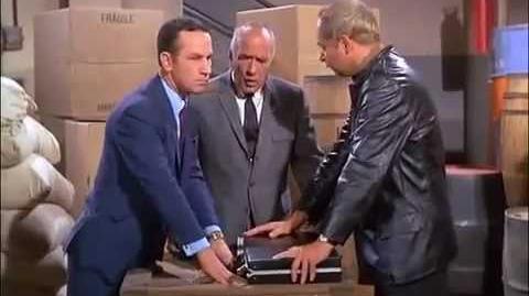 Agente 86 2x25 - Espião Por Distração (Dublado)