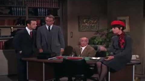 Agente 86 1x14 REMASTERED - Vampiro aos Domingos (Dublado)