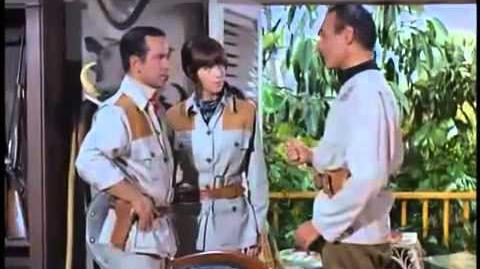 Agente 86 2x11 - A Ilha dos Diabos (Dublado)