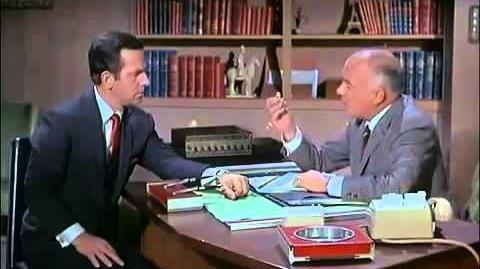 Agente 86 2x19 - A Múmia (Dublado)
