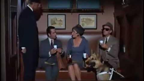 Agente 86 1x13 - No Expresso do Oriente (Dublado)