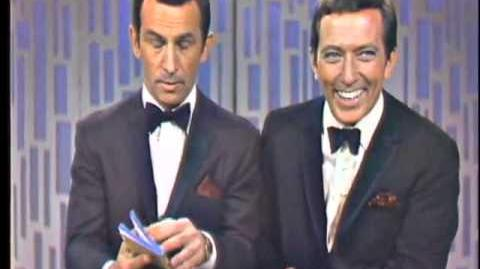 The Andy Williams Show 1966 2 (Dialogo com Agente 86)
