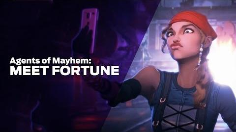 Agent stream - Meet Fortune