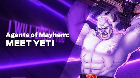 Agent stream - Meet Yeti