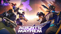 Achievement art- Super Agent