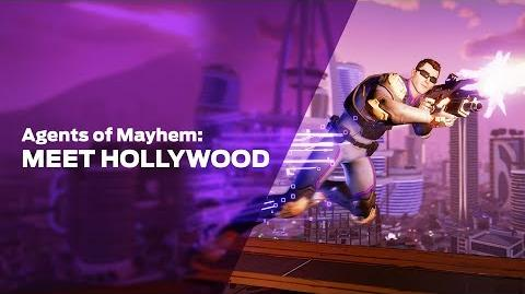 Agent stream - Meet Hollywood