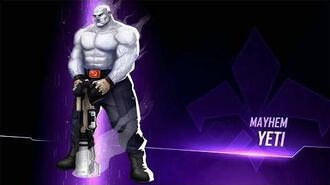 Agents Of Mayhem - Yeti Introduction