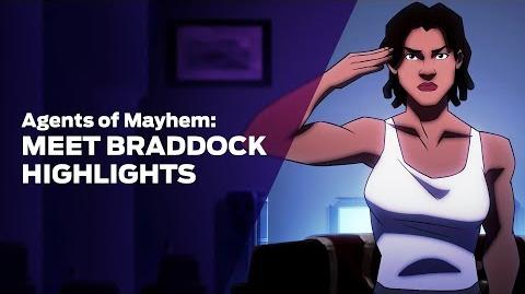 Agents of Mayhem Meet Braddock Highlights