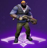 Hardtack Profile