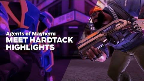 Agents of Mayhem Meet Hardtack Highlights