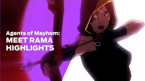 Agents of Mayhem Meet Rama Highlights