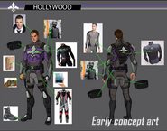 Agents of Mayhem Hollywood Concept 7