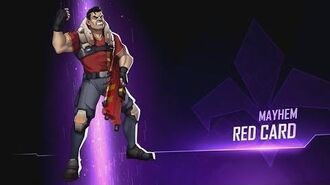 Agents Of Mayhem - Red Card Introduction