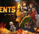 Achievements in Agents of Mayhem