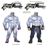 Agents of Mayhem Yeti Concept 6